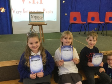 This week's very impressive pupils!