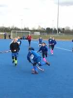 The Charlton Hockey Team at Tilsley Park