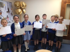 Class presentations from Year 3