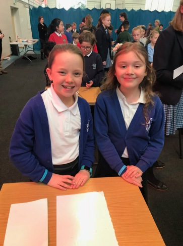 Yesterday Jess, Molly, Grace and Ed took part in the Year 5 Maths Challenge at Cranford House.