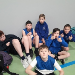 Primary Sports Hall Athletics event.