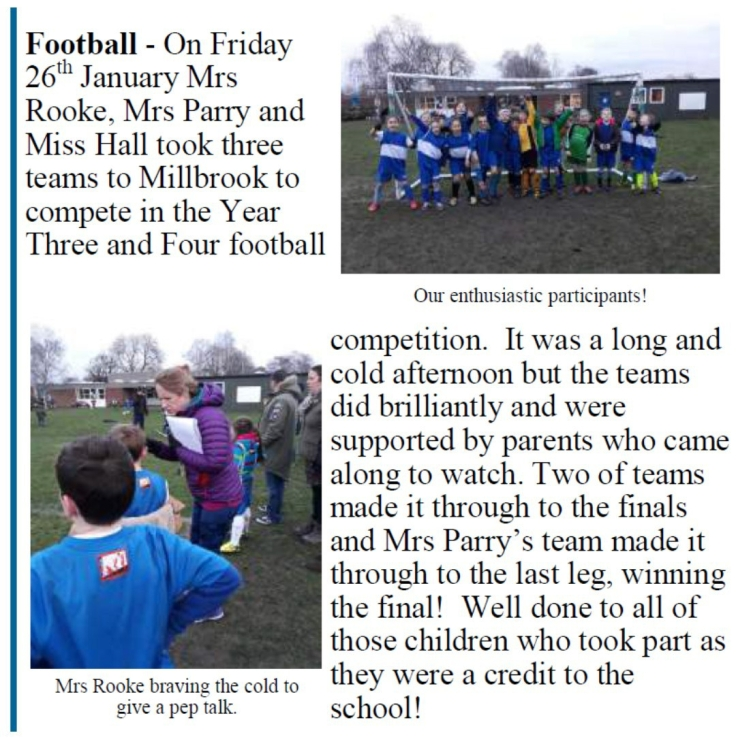 Term3 sports report 2
